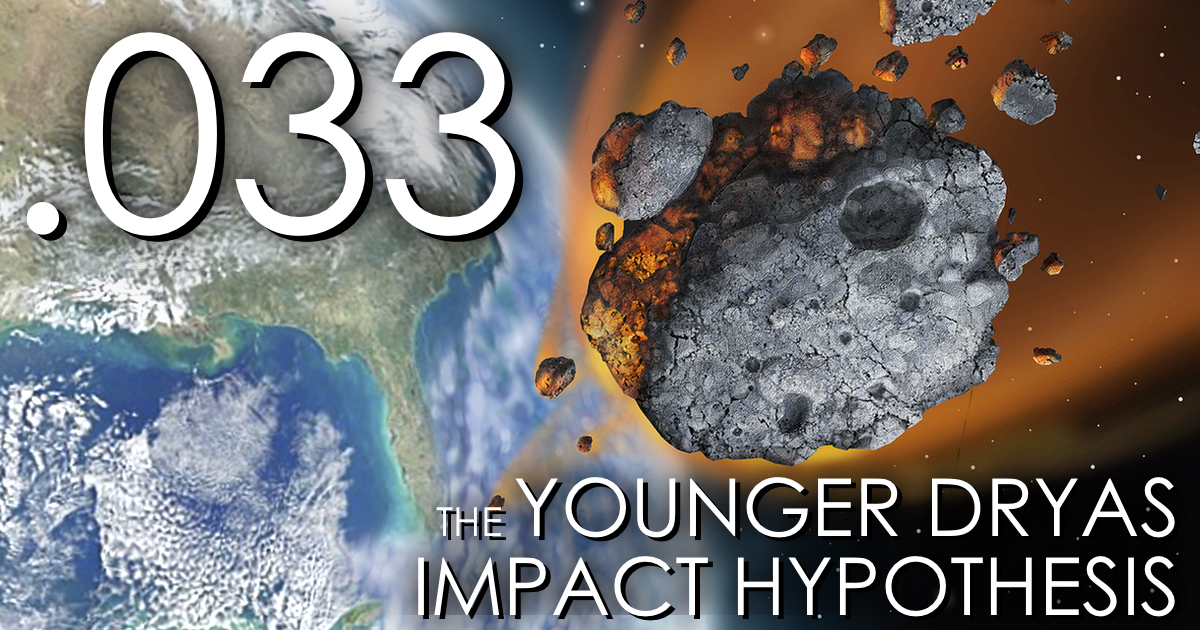 Younger Dryas Impact Hypothesis